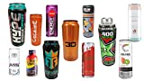 Ready to Drink Coffee, Energy Drinks or Bottled Water Variety Packs Please Read Description (Energy...