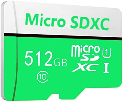 512 Go gris Carte micro SD 512 Go//1024 Go tablette et PCs avec adaptateur micro SD SDXC Class 10 Memory Card pour t/él/éphone