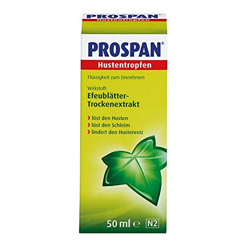 Prospan Hustentropfen, 50 ml