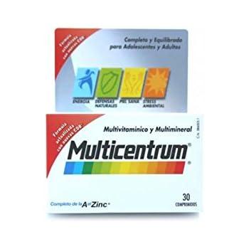 Multicentrum Luteina 30 Comp: Amazon.es: Salud y cuidado personal