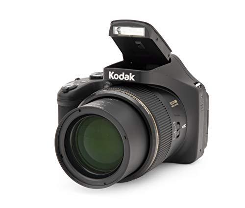 Kodak Pixpro AZ1000 Digitalkamera, 20 Megapixel, Schwarz