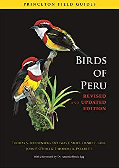 [Thomas S. Schulenberg, Douglas F. Stotz, Daniel F. Lane, John P. O'Neill, Theodore A. Parker III, Antonio Brack Egg]のBirds of Peru: Revised and Updated Edition (Princeton Field Guides Book 63) (English Edition)
