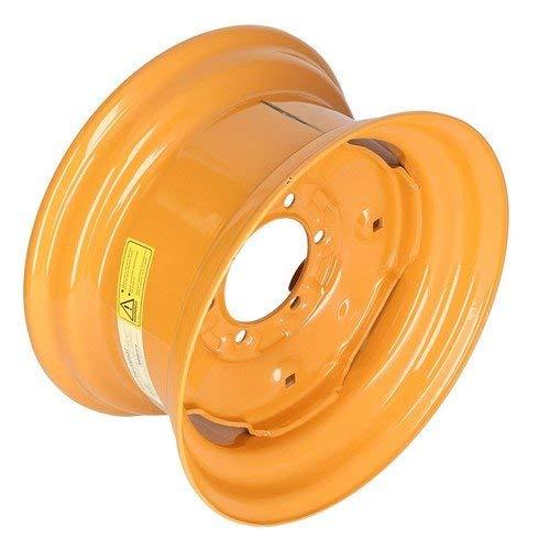 """All States Ag Parts 8.25"""" x 16.5"""" Wheel Yellow Case 1840 1835 70XT 1835B 440 1500 40XT 420 1530B 1830 410 430 60XT 1700 T40839"""