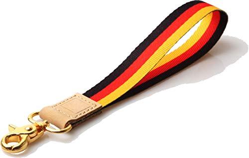 schlüsselband kurz Deutsche Flagge schönes Bändchen Schlüsselband für Schlüssel Schlüsselbund Frauen Autoschlüssel,Mädchen Schlüsselband für Schlüssel,schlüsselanhänger halter frauen