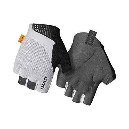 Giro Supernatural Men's Road Cycling Gloves - White (2021) - Medium