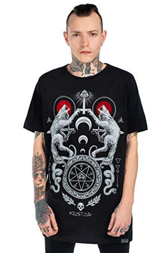 Killstar T-Shirt Varg - Werewolf (Large)