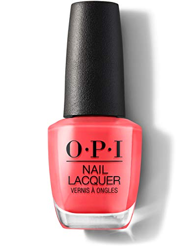 OPI Nail Lacquer, I Eat Mainely Lobster