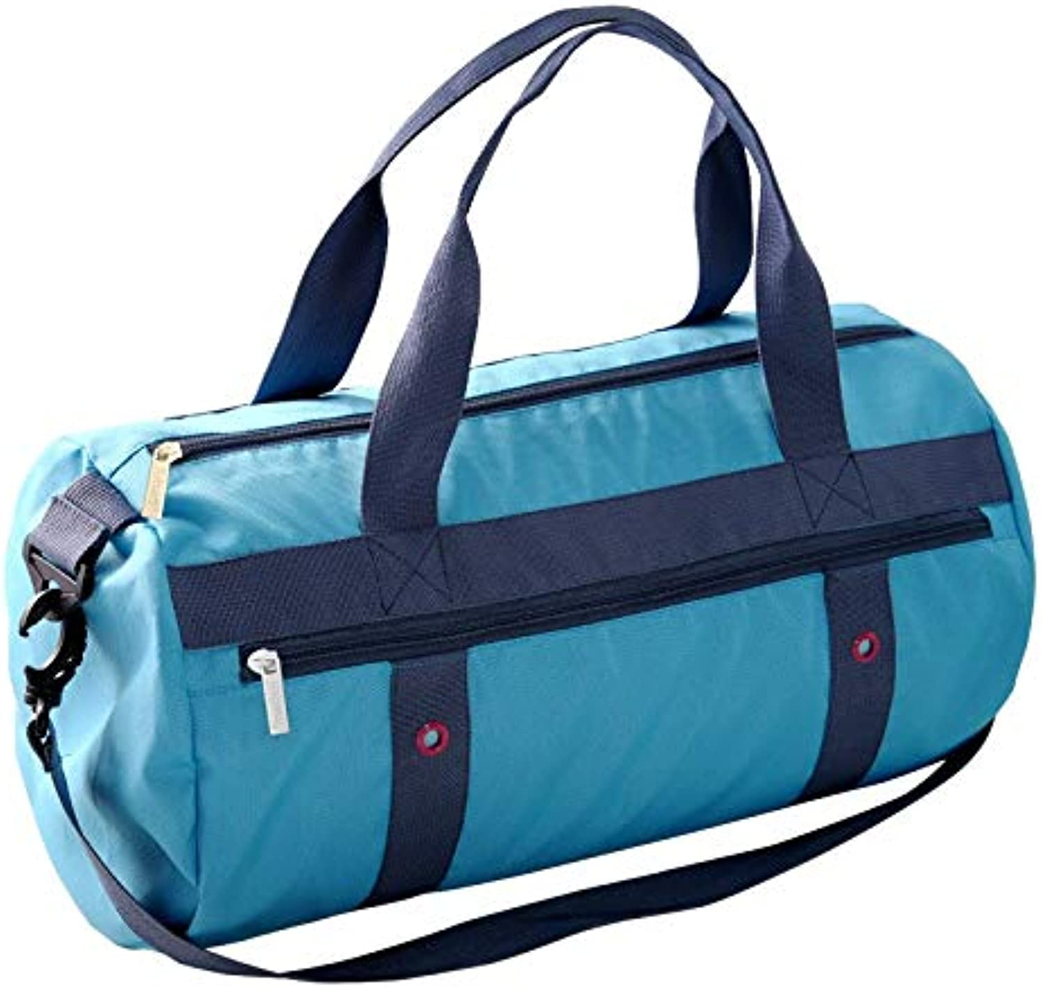 Langlebige Anti-Friction Beach Swimming Gym wasserdichte Tasche Kapazitt Outdoor Sports Combo Dry Wet Depart Rucksack Travel Handtasche 45x25x25cm blau
