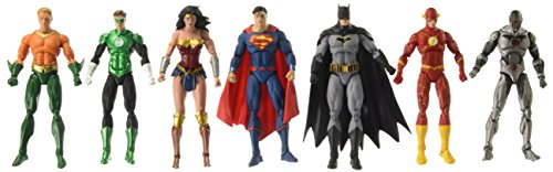 Justice League of America Action Figures