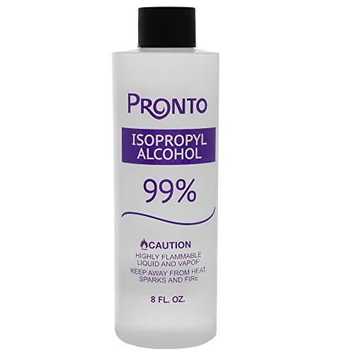 Pronto 99% Isopropyl Alcohol (8 FL. OZ.)