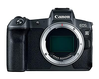 Canon EOS R Mirrorless Digital Camera (Body Only) from Canon