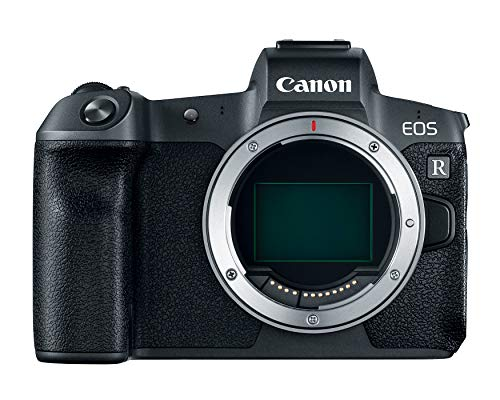 Canon Full Frame Mirrorless Camera [EOS R]| Vlogging Camera (Body) with 30.3 MP...