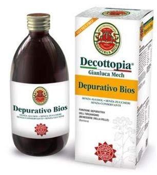 Decotopia Depurativo Bios (Vital-Mech) 500 ml; decotopia - 1 unidad