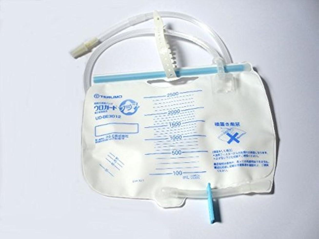 昇る逃れる志すテルモ UD-BE3012 ウロガードプラス 新鮮尿採取口:なし 逆流防止弁:なし