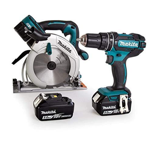 Makita DLX2140PTJ Cordless Combi kit