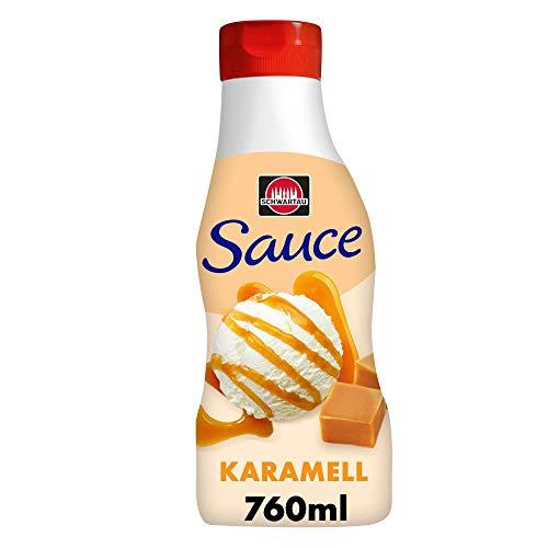 Schwartau Dessertsoße Caramel, 760 ml