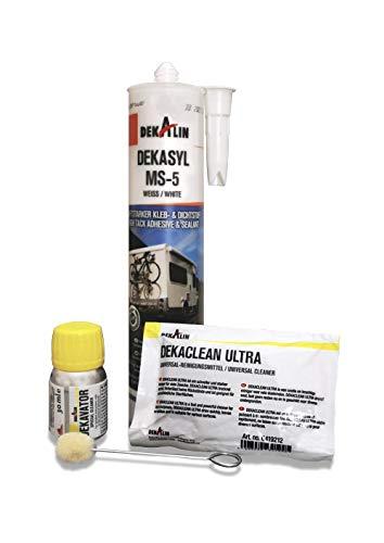Klebeset Dekalin DEKAsyl MS-5-290 ml - weiß