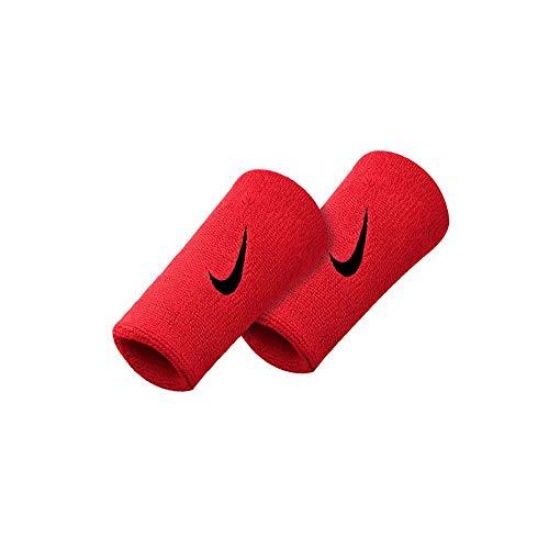 Par muñequeras Tenis largos Nike Swoosh Double Wide más colores Federer Nadal