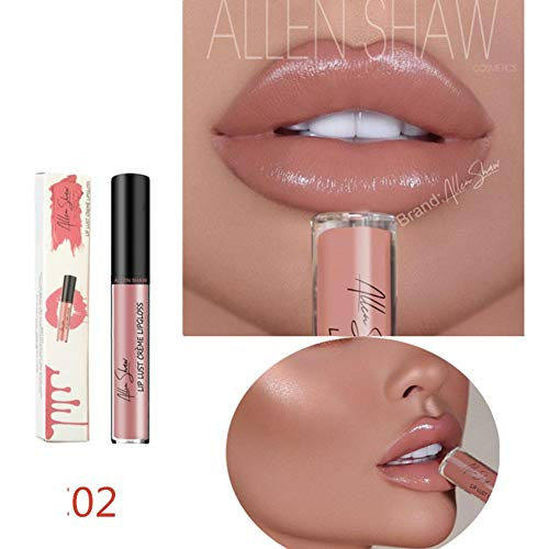 Cremige Lipgloss Lip Lust Creme Glatte cremige Satin High Shine Lip Glaze