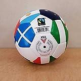 VOLO サッカーボール 万国旗 5号球 FIFA ワールドカップ