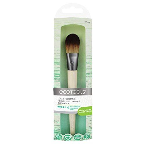 EcoTools Pinceau pour fond de teint en bambou