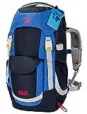 Kinderrucksack für Tagestouren, Wanderrucksack für Kinder ab 6 Jahren mit bequemer Passform, 20 L Rucksack für Kinder mit Sitzmatte