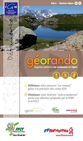 IGN - Géorando Isere et Hautes Alpes - DVD de...