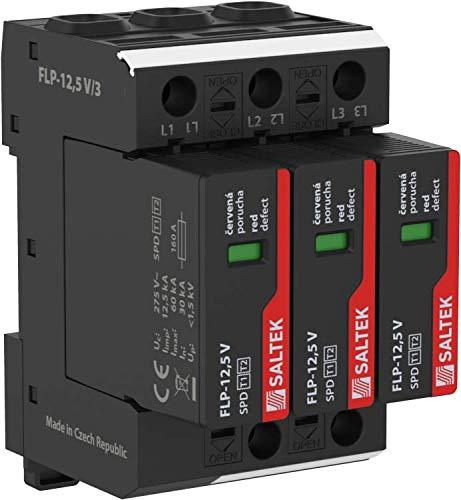 Varistor Lightning Current - Protector de sobretensión, cierre FLP-12,5 V/3