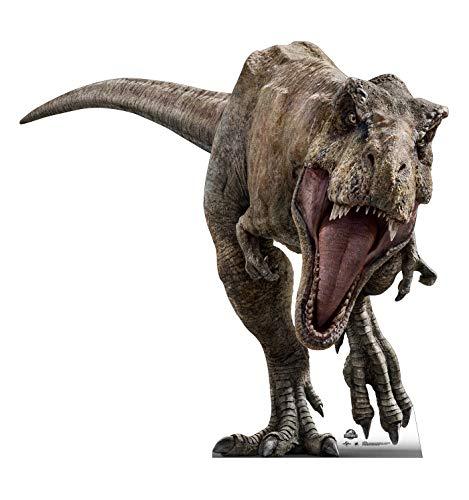 Advanced Graphics T-Rex Life Size Cardboard Cutout Standup - Jurassic World (2015 Film)