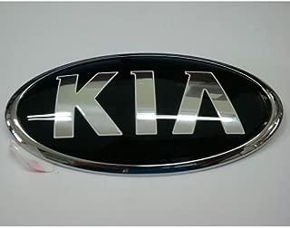 Automotiveapple Kia Motors OEM Genuine 863201W250 Front Hood KIA Logo Emblem 1-pc for 2014 2015 Kia Forte : K3
