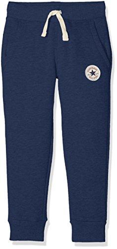 Converse Jungen Core Fleece Ctp Pant Sporthose, Blau (All Star Navy), 2-3 Jahre