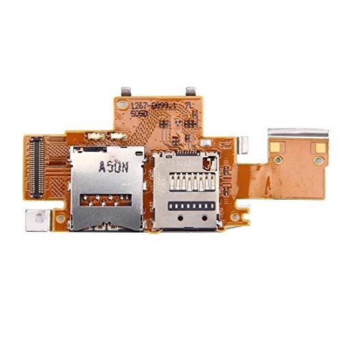 Liluyao Sony Ersatzteile Kontaktierungskabel for SIM-Karte und SD-Kartenleser for Sony Xperia Tablet Z / SGP311 / SGP312 / SGP321