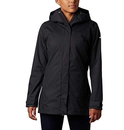 Columbia Women's Splash A Little II Jacket,Black,Large