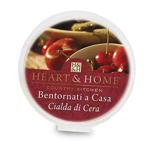 "Cialda di cera Forever Fragrance Cucina Country ""Bentornati a Casa"""