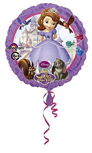 Generique - Ballon Princesse Sofia