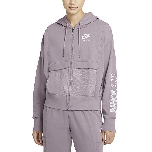 Nike W NSW AIR FZ TOP FLC - M