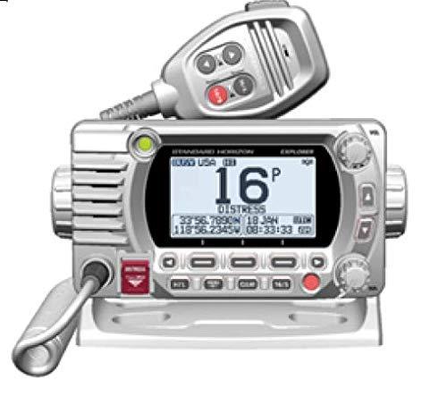 Standard Horizon GX1800W weiß 25W VHF/zweite Station