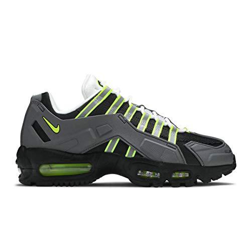 Nike Zapatos Hombre Air Max 95 NDSTRKT Neon CZ3591-002, (Negro/Gris Medio/Amarillo Neón), 42.5 EU