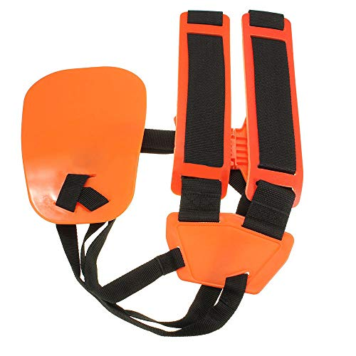 Venseri 4119 710 9001 Trimmer Shoulder Strap, Brushcutter Shoulder Harness for STIHL FS, KM Series String Trimmer, Nylon Belt with Easily Adjustable