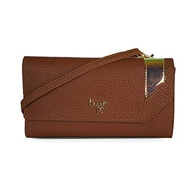 Baggit Women's Harmonium Wallet (Brown)