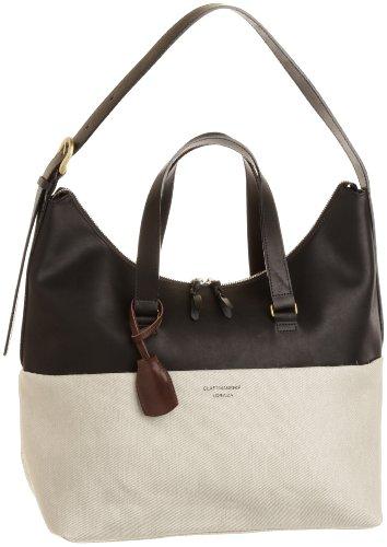 LORINZA(ロリンザ) Leather Shoulder Bag 2G12-009-L D,BEG (D,BEG)