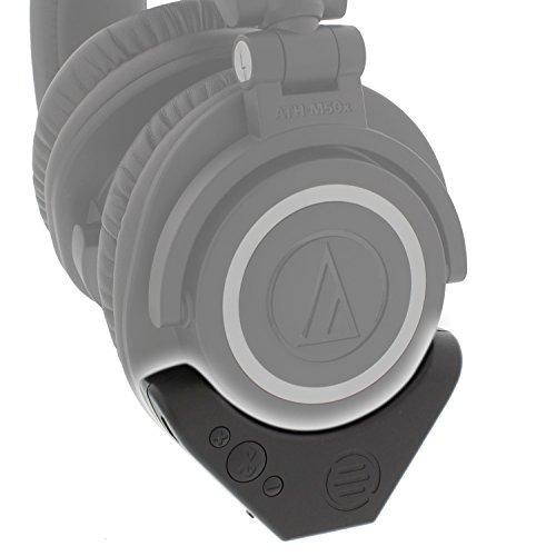 Audio-Technica BAL-M50X Bluetooth-adapter en versterker, zwart