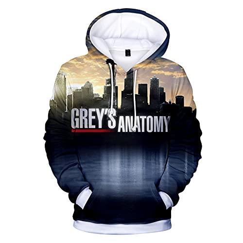 UBUB Popular Tumblr Greys Anatomy Gifts Abrigo para Niños Ropa De Talla...