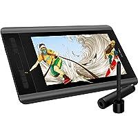 XP-Pen Artist 12 HD IPS Tableta Gráfica de Dibujo Digital, Pantalla Gráfica de 8192 Sensibilidad a La Presión con Teclas de Atajo y Panel Táctil, Software de Dibujo Gratuido como Opencanvas 7 (Negro)