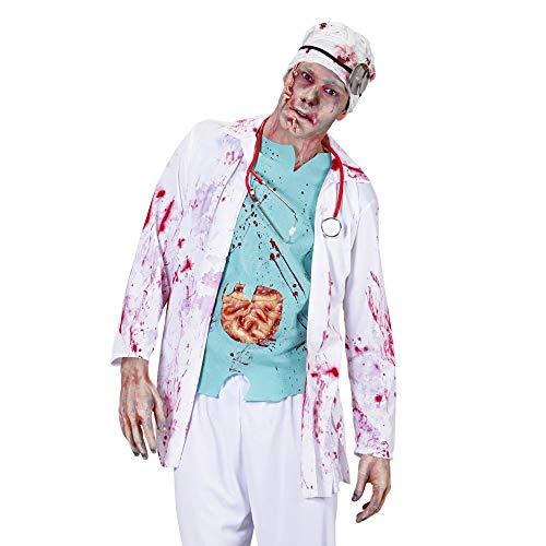 Widmann - Erwachsenenkostüm Zombie Doktor