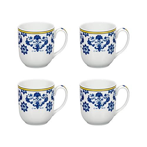 Vista Alegre Castelo Branco Mug   Set Of 4