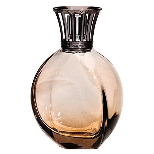 LAMPE BERGER Paris I Lampe Tocade Marron - inkl. Broschüre und Anleitung I Parfums de Maison I Nachfüllflasche (Refill) I das Orginal I Deine Lampe - Dein Duft