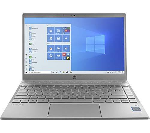HP Pavilion 13-an0506sa (5AT27EA) 13.3 inches Intel Core i5-8265U Laptop - 256GB SSD / 8GB RAM / Silver (Renewed)