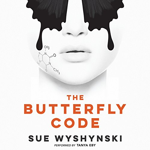 The Butterfly Code audiobook cover art