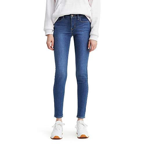 Levi's Women's 710 Super Skinny Jean, Frolic Blue, 29 (US 8) R
